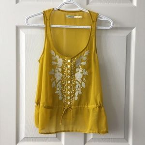 Urban Outfitters Kimchi Blue tank blouse